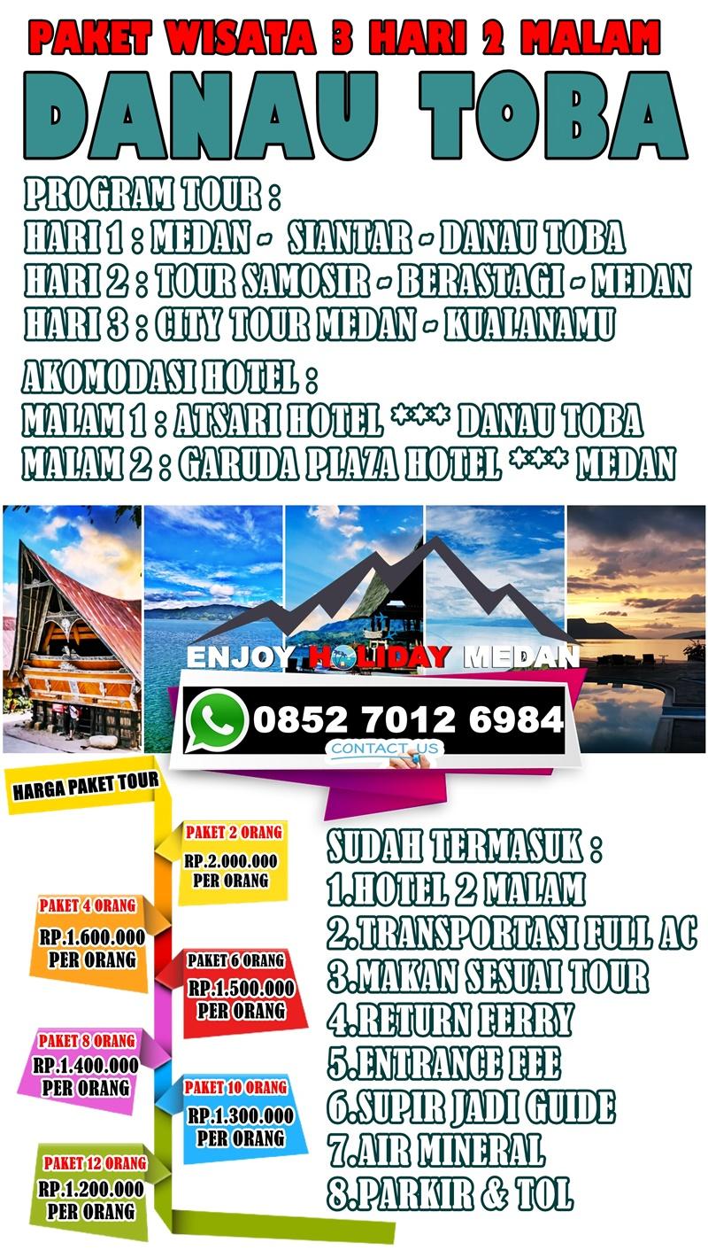 Paket Kunker Medan (Kunjungan Kerja Medan)