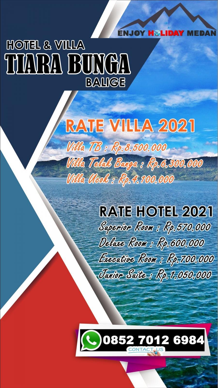 Tiara Bunga Resort Balige